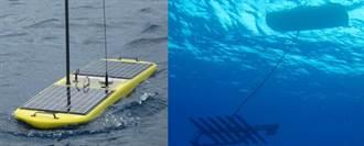美國諾格公司測試波浪滑翔機
