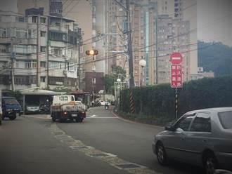 寶慶街改單行道 交叉路口標示不清惹民怨
