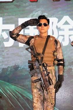 林超賢為愛徒彭于晏擋刀 慘遭蜈蚣毒吻