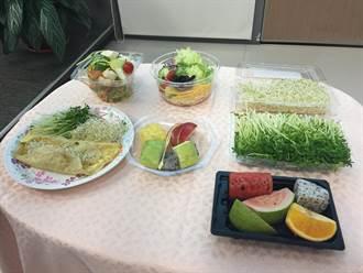 驚!生菜沙拉抽驗 1/4含菌不合格