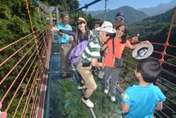 搶中秋旅遊商機 南投琉璃光之橋祭優惠