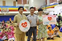 竹市國中推廣CPR教學 盼提升OHCA救活率