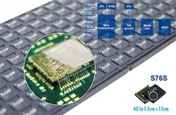 SiP微縮技術 群登 推出LoRa+MCU解決方案