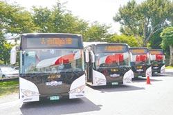 綠能巴士 年底開進太魯閣
