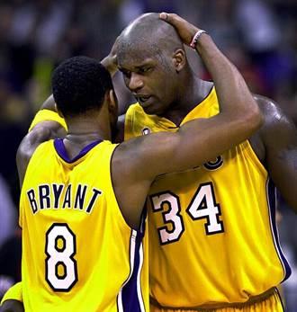 NBA》回憶「歐布」拆夥 歐尼爾:一山難容二虎