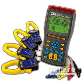 泰仕三相電力品質分析儀 價格親民