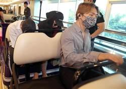 BIGBANG、SEVENTEEN同機抵台 粉絲嗨翻機場