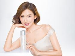 林志玲自豪保養控 佳麗寶suisai系列全新升級 打造水潤美肌