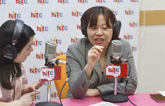 年金改革委員葉大華赴電台專訪談年金改革