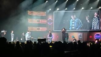 魅力不再?BIGBANG台北巡演人氣不如預期