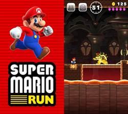 App Store提供Super Mario Run上架通知鈕