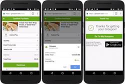 Android Pay即將支援行動網頁內支付