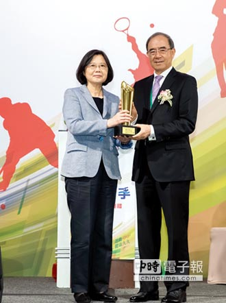 積極體育公益 中信銀6獲推手獎