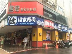 三大特色餐點不吃可惜!跟著小吃貨走進HAMA壽司台灣首店