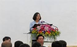蔡總統要求3年內提升國軍服裝和裝備