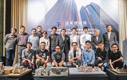 遠東建築新人獎 首獎赴蒙古總決賽 陳祐軒《修道院》都市裡的沉靜空間