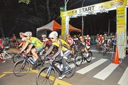 武嶺單車賽 9國選手拚了