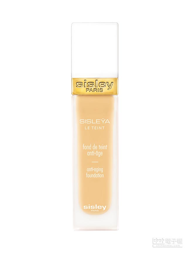 Sisley御緻駐顏活膚精華粉底液,4900元。