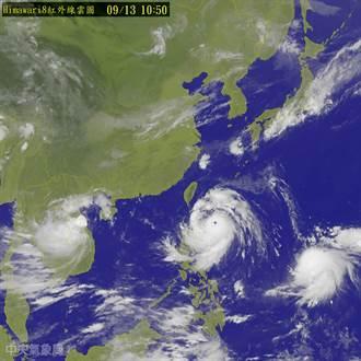 台東縣宣佈明天停止上班、停止上課 強颱莫蘭蒂停班停課一覽表