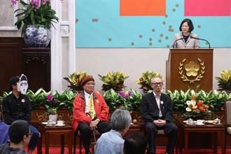 總統府新布展  蔡總統:人民是國家主角
