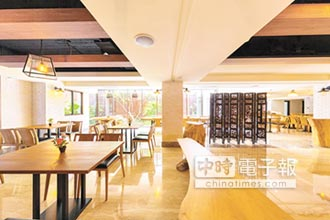嘉義蘭桂坊花園飯店 推開幕優惠試賣