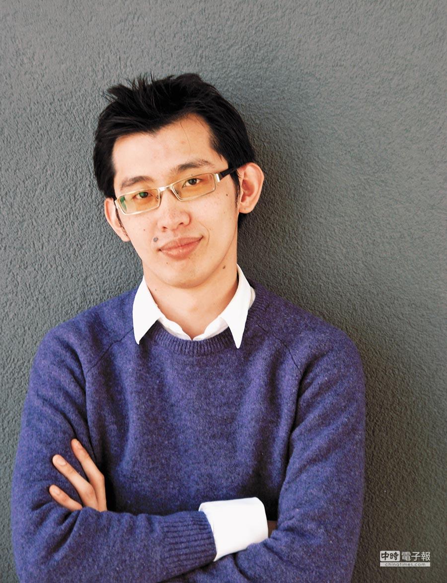 台灣青年指揮家林勤超。(牛耳提供)