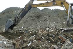 載20噸爐渣偷倒農地 業者遭聲押禁見