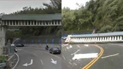 【強颱現場】桃園台七線牌坊垮了!交通中斷