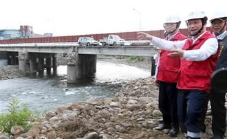 強颱來襲 林佳龍:「大建設階段」做好防災