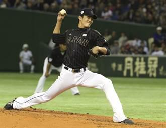 藤浪晉太郎首度經典賽 明白用球有多滑