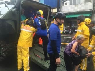 軍方明將派兵力3,690員 協助東南部地區災後復原