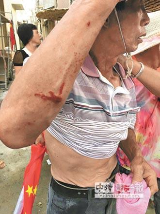 烏坎又爆警民衝突 13村民被捕