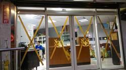 莫蘭蒂颱風來襲期間 新店警加強備戰