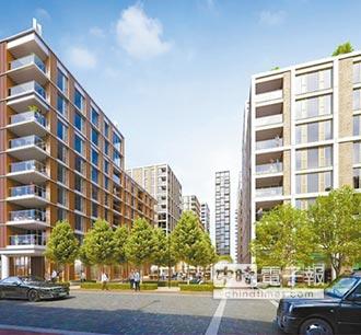 把握匯率優勢 倫敦房產每坪160萬起