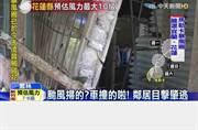 颱風夜屋毀?小燕姐製作人老家遭撞