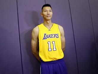 NBA》隔5年返賽場 易建聯1籃板