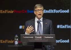 比爾蓋茲:做慈善比經營微軟更挑戰