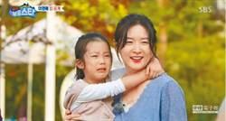 李英愛綜藝首秀 龍鳳胎女兒嚇哭