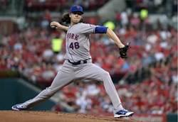 MLB》大都會狄葛朗動刀 球季報銷無緣季後賽
