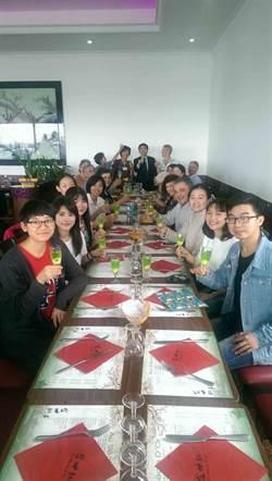 諾曼第台法聯誼會舉辦慶祝中秋節餐會