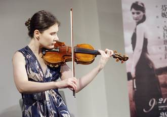 巴黎精靈系小提琴家 芬妮‧克拉瑪基朗展開琴音之旅