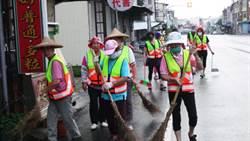清除颱風積水容器 南市37區清潔日總動員