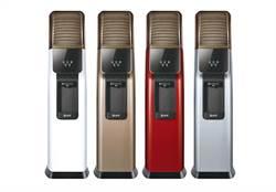 悅氏推出輕量化鹼性離子水與智慧型飲水機