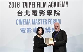 電影專業講座 國際影人分享對臺灣電影現況看法