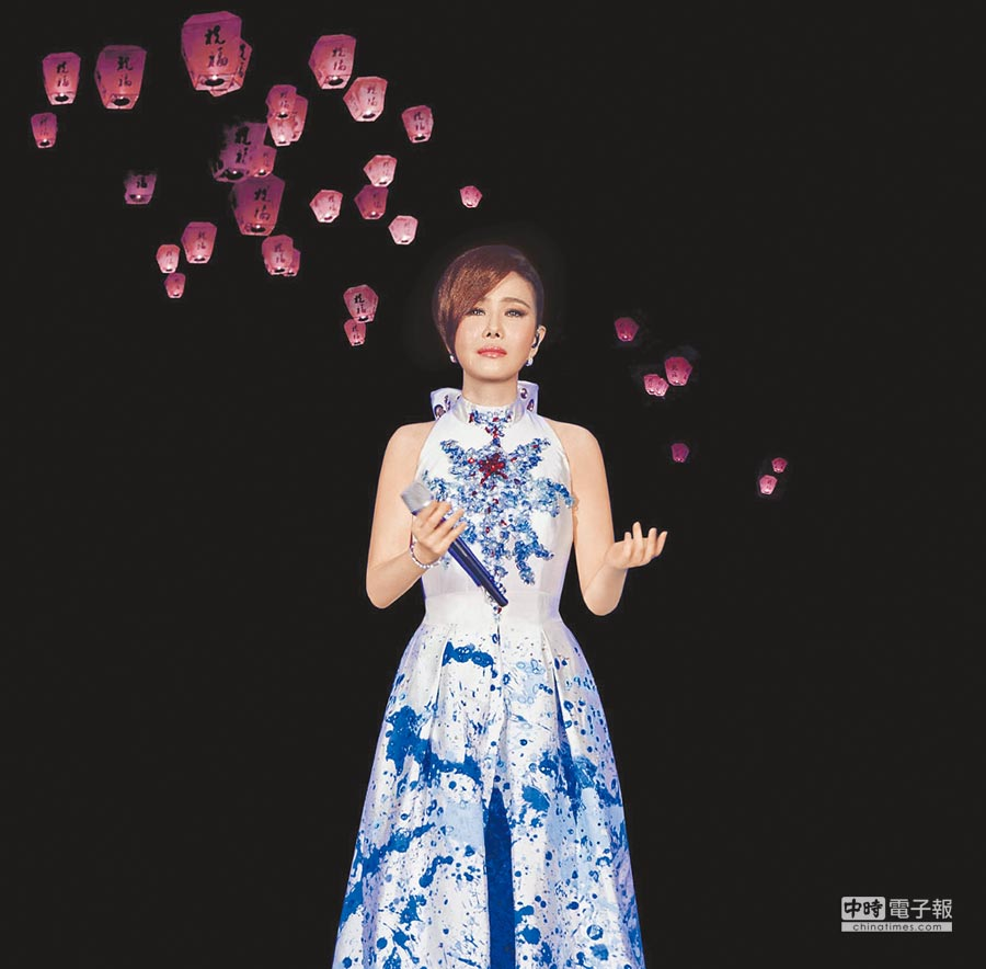 江蕙在「祝福」演唱會後封麥,令歌迷萬分不捨。