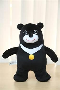 世大運熊讚魅力無限大 限量超萌小熊讚帶回家