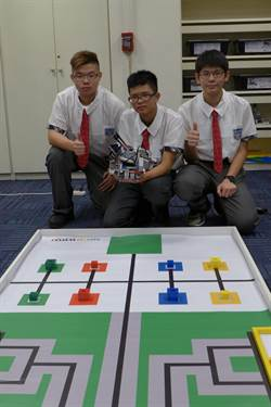 WRO世界大賽 葳格3生將代表台灣