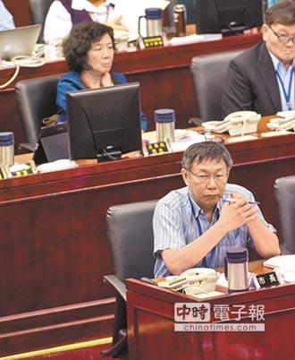 閃辭北市法務局長 楊芳玲自喻煞車皮 該換了