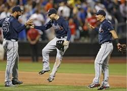 MLB》勇士英西阿提超美技接殺 阻大都會登外卡龍頭