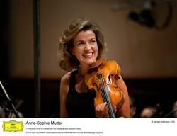 小提琴女神慕特 下月來台展開音樂種子計畫